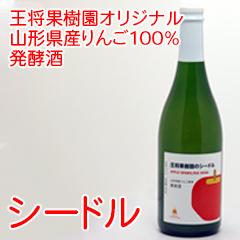 【GO-12】王将果樹園オリジナル シードル