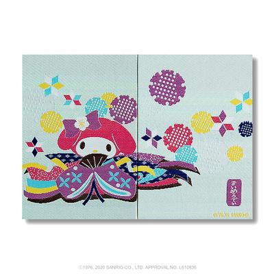 【サンリオキャラクター朱印帳】マイメロディ朱印帳 古典 間紙3枚入