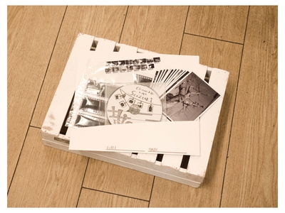 【 35mm 】モノクロネガ現像 + データ化 + プリント