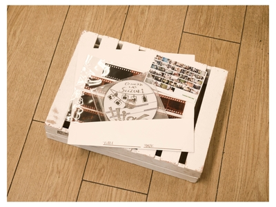 【 35mm・写ルンです 】カラーネガ現像 + データ化