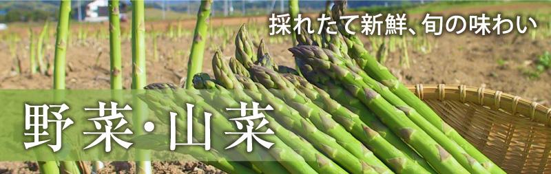 野菜・山菜