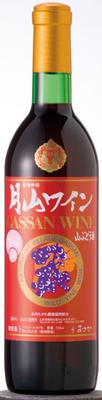 月山ワイン山ぶどう酒 (720㎖・甘口)