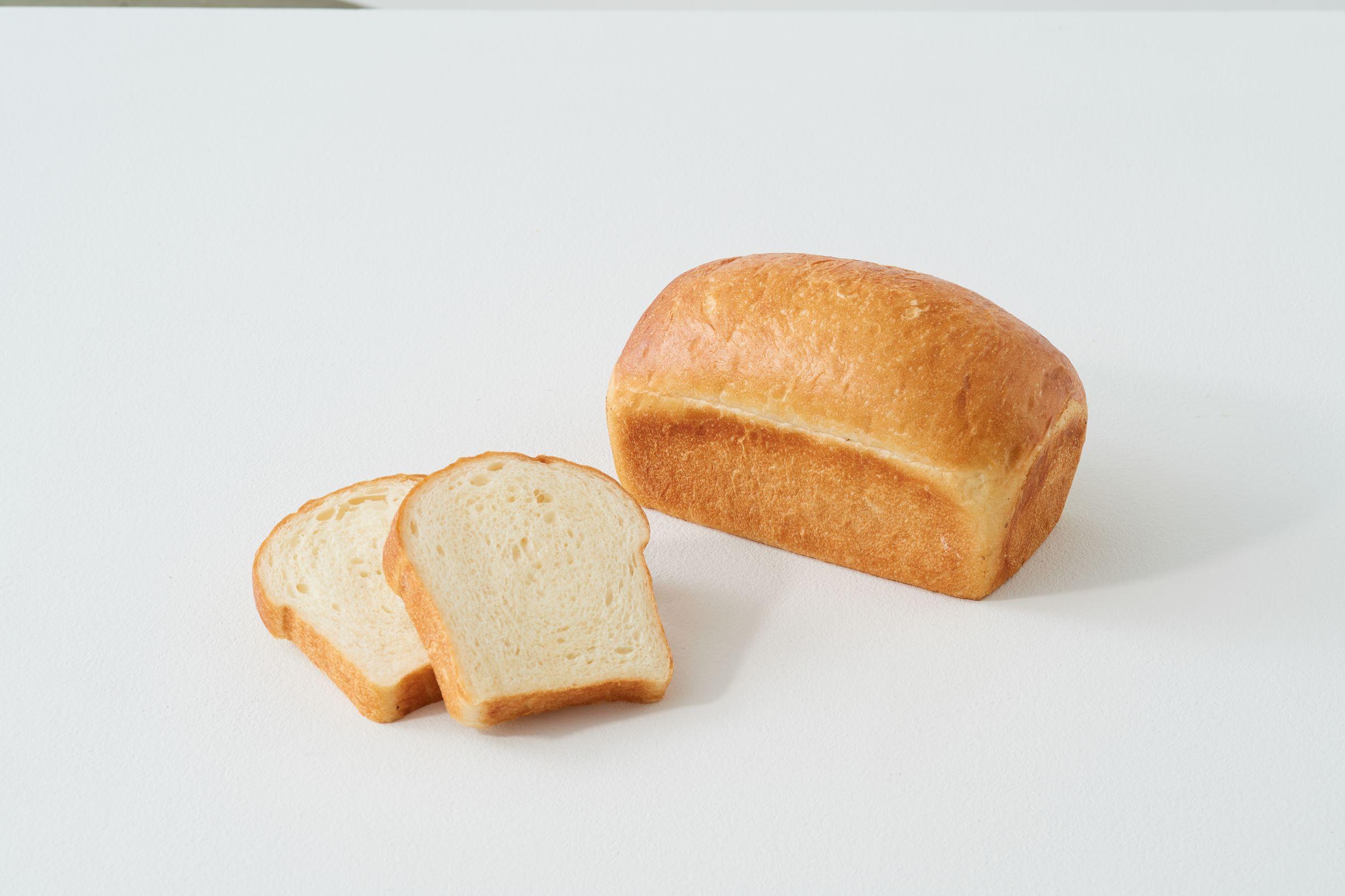 豆乳オリーブ食パン