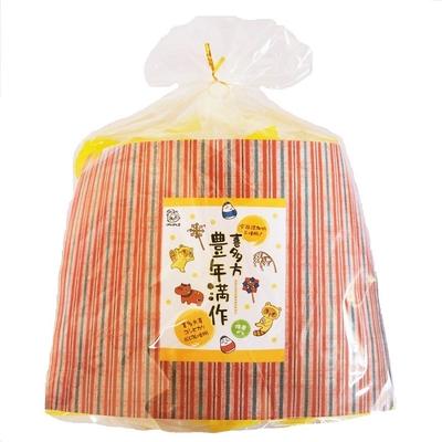 送料無料 会津黒糖おこし3袋詰合せ(黒糖おこし6個入×3袋)