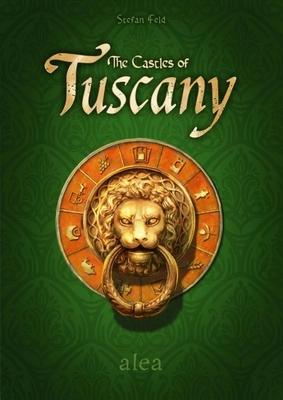 トスカーナの城