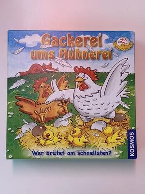 【中古商品】Gackerei ums Hühnerei (輸入商品 和訳ルール付き)