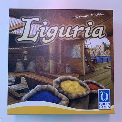 【中古商品】リグーリア(Liguria)(和訳ルール付き)