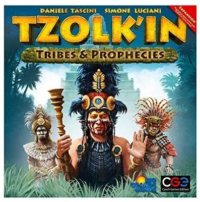 ツォルキン拡張セット:部族と預言