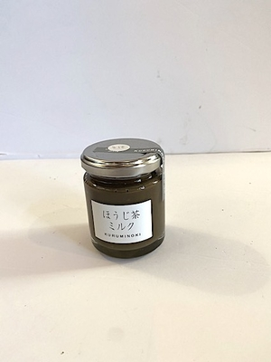 くるみの木 オリジナル 季節限定 ほうじ茶ミルクジャム