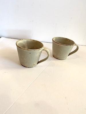 小川麻美 黄粉引マグカップ