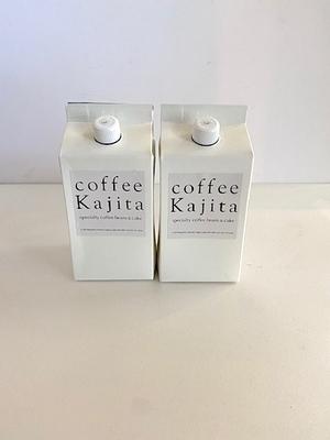 kajita coffee  アイスコーヒー