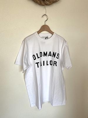 再入荷 OMT-SS607  OLDMANS TAILOR 半袖Tシャツ 36サイズ