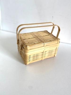 鹿児島 白竹お弁当箱 長方形