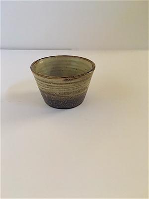 小川麻美 フリーカップ 刷毛目
