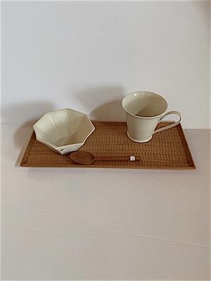高塚和則 tea time プレート