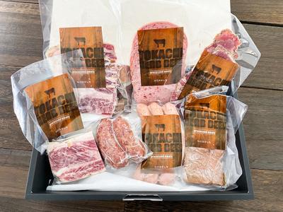 十勝ハーブ牛 シャルキュトリー7000円ギフトセット 【冷凍】
