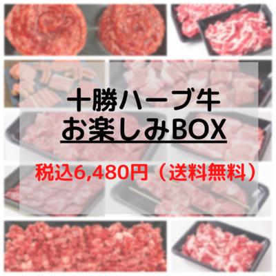 送料無料!十勝ハーブ牛お楽しみBOX