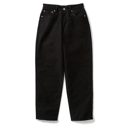 【HOMME】LOOSE TAPERED 5 POCKET PANTS