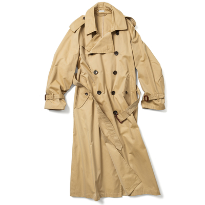 【HOMME】BIG TRENCH COAT