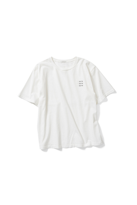 EMBROIDERY T-SHIRT <unsure>