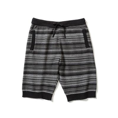 【UNISEX】JACQUARD PANTS