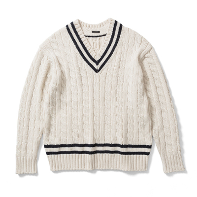 【UNISEX】TILDEN KNIT SWEATER