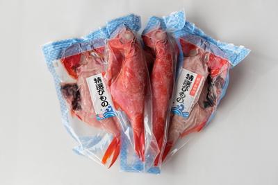 銚子つりきんめ2種お祝いセット(2組)