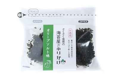 飯塚海苔店さんの「海苔屋のふりかけ オリーブソルト味」