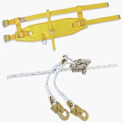 藤井電工(ツヨロン) 傾斜面安全帯 A-1 ロリップセット (851114)