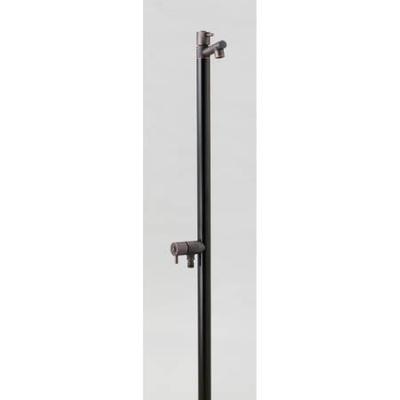 オンリーワン 水栓柱 ジラーレW ブラックブロンズメッキ TK3-SABB (884511)