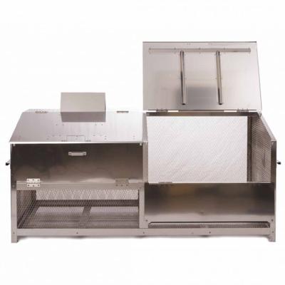 ステンレス光 生ゴミ収納BOX ワンニャンカア GH-180N/G-180N (810063)