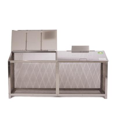 ステンレス光 生ゴミ収納BOX ワンニャンカア BH-180/B-180 (810055)