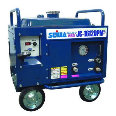 精和産業 高圧洗浄機 ジェットクリーン 防音型 JC-1612DPN+ (880244)