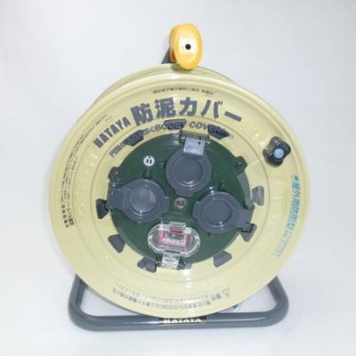 ハタヤ 屋外用サンタイガーレインボーリール BX-301K (800934)