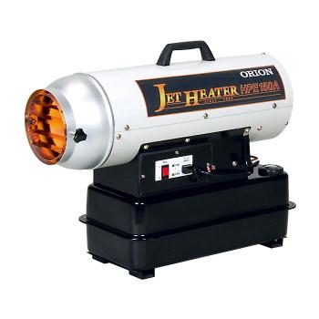 オリオン ジェットヒーター HPE150A (810111)