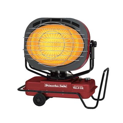シズオカ 赤外線灯油ヒーター VAL6 SR (810125)