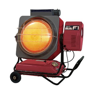 シズオカ 赤外線灯油ヒーター VAL6 miniF1 (810124)