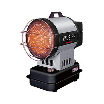 シズオカ 赤外線灯油ヒーター VAL6 PH (810133)