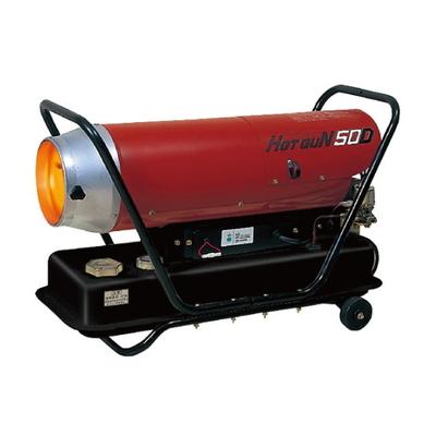 シズオカ 熱風ヒーター HG50D ホットガン (810132)