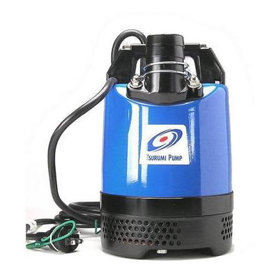 ツルミ 水中ハイスピンポンプ LB-480 一般工事排水用 (808002)