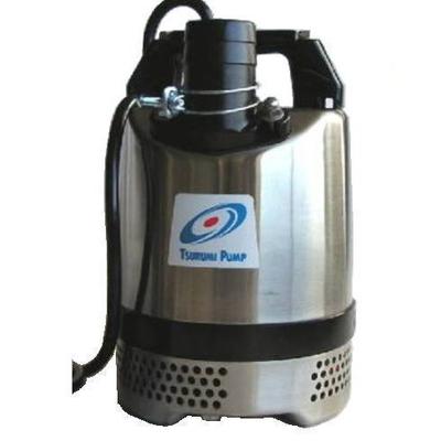 ツルミ 水中ハイスピンポンプ LB-480SUS 一般工事排水用 (808001)