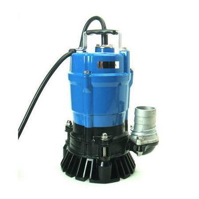 ツルミ 水中ハイスピンポンプ HS2.4S 一般工事排水用 (808005)