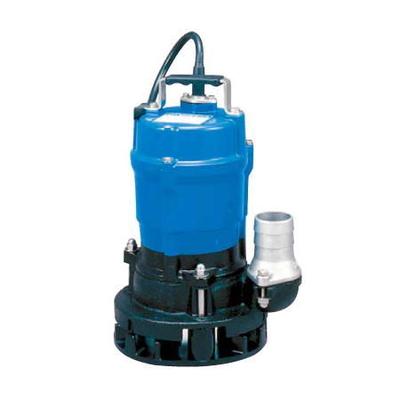 ツルミ 水中ハイスピンポンプ HSN2.4S 一般工事排水用 (808011)