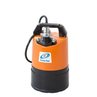 ツルミ 水中ハイスピンポンプ LSC1.4S 低水位排水用 (808152)