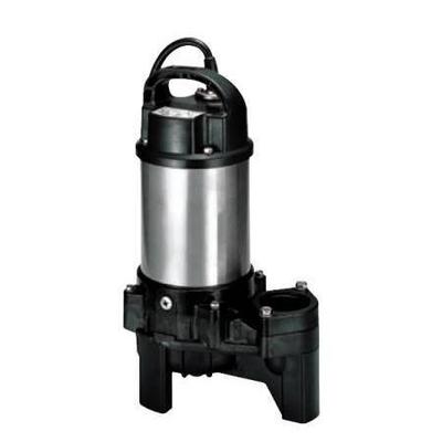 ツルミ 水中ハイスピンポンプ 40PU2.15S 汚物用 (808155)