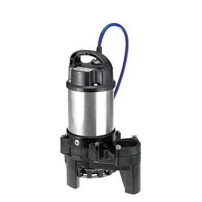 ツルミ 水中チタンポンプ 40TM2.25S 海水用 (808121)