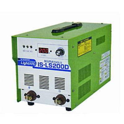 イクラ インバーター溶接機 IS-LS200D (806039)