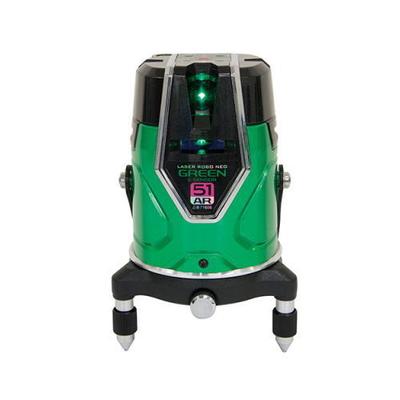 シンワ レーザーロボ グリーン Neo E Sensor 51AR (802153)