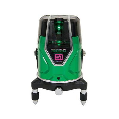 シンワ レーザーロボ グリーン Neo E Sensor 51 (802151)