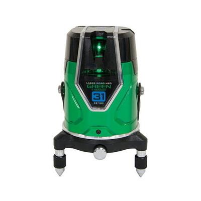 シンワ レーザーロボ グリーン Neo E Sensor 31 (802149)